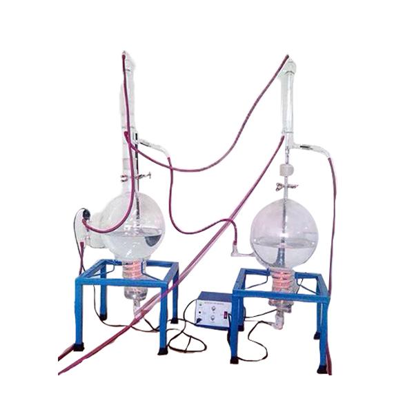 Water Distillation Flask Type
