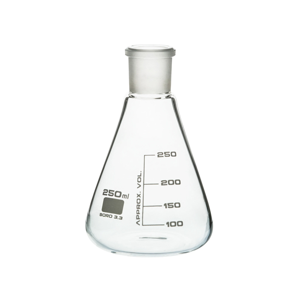 Conical Flask with Socket